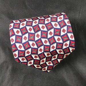Brooks brothers geometric neck tie